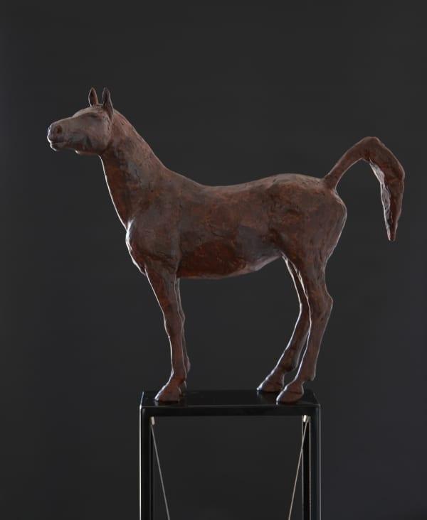 Staand Paard
