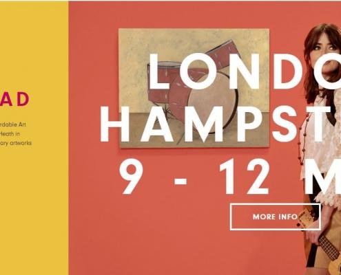 Affordable Artfair Londen